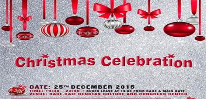 Christmas Day Celebration.Christmas Day Celebration At Eastern Mediterranean