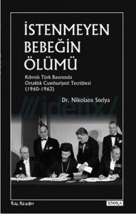 """Nikolaos Stelya'nın son kitabı """"İstenmeyen Bebeğin Ölümü"""""""